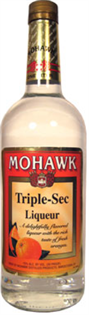 Mohawk Liqueur Triple Sec 1.00l - Case of 12